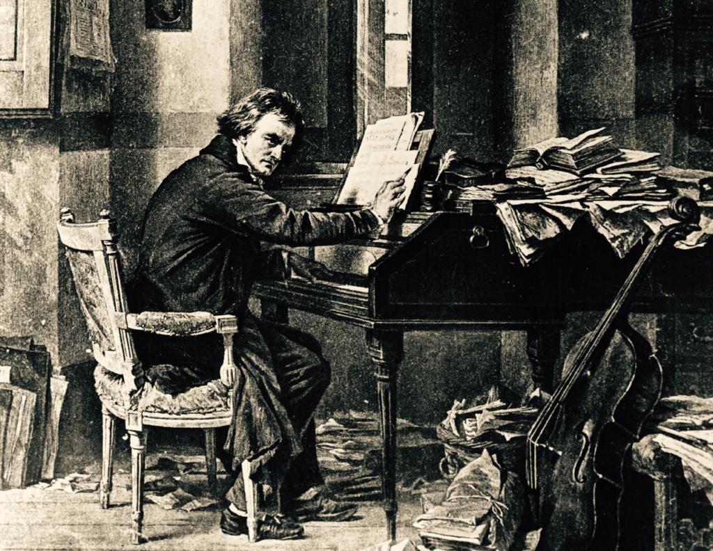 12 & 18 April 2018 - 'Beethoven Piano Sonatas' study days