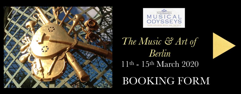 BERLIN 11-15 March 2020 - Peter Medhurst